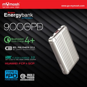 Super Energybank 9000mAh Ultra Small