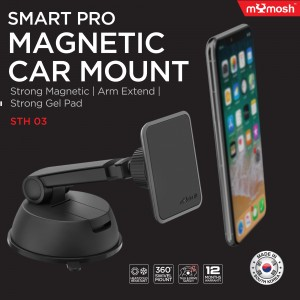 Smart Pro Magnetic Car mount STH-03