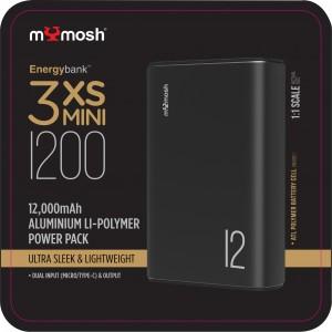 Enerybank 3xS mini 12000mAh Lightweight