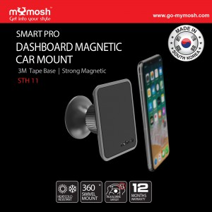 Smart Pro Dashboard Magnetic Car Mount STH-11