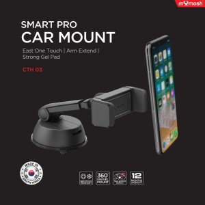 Smart Pro Car Mount CTH-03